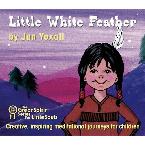 CD: Little White Feather - Jan Yoxall