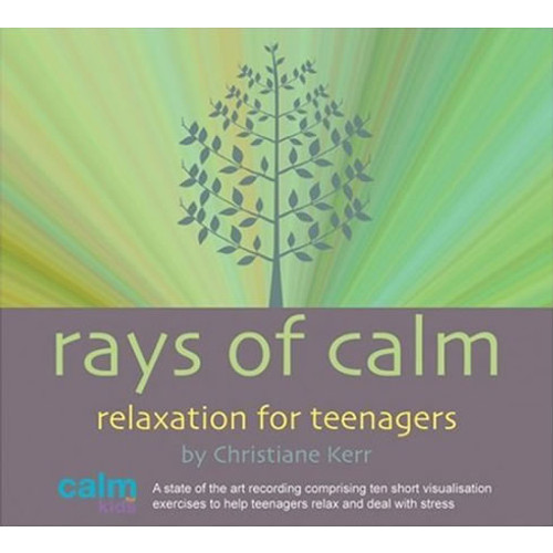 CD: Rays of Calm - Christiane Kerr