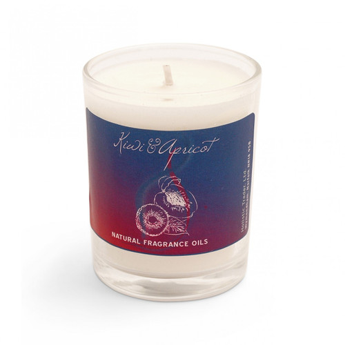 Kiwi & Apricot Scented Candle
