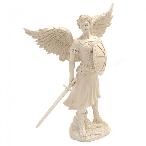 Archangel Michael Figurine (9.5 Inch)