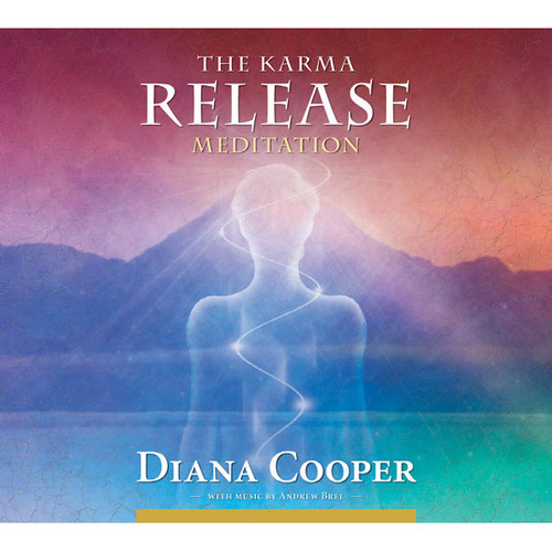 CD: The Karma Release Meditation by Diana Cooper