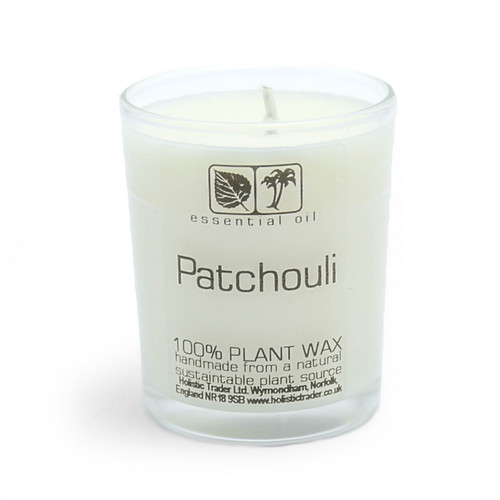 Patchouli Aromatherapy Candle (25-30 Hours)