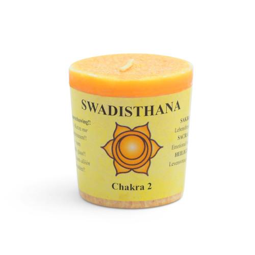 Sacral Chakra Candle (Orange)