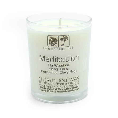Meditation Aromatherapy Candle (25-30 Hours)