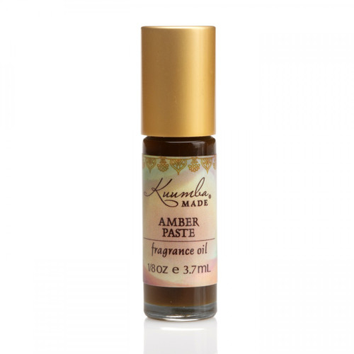Amber Paste Kuumba Made Fragrance Oil