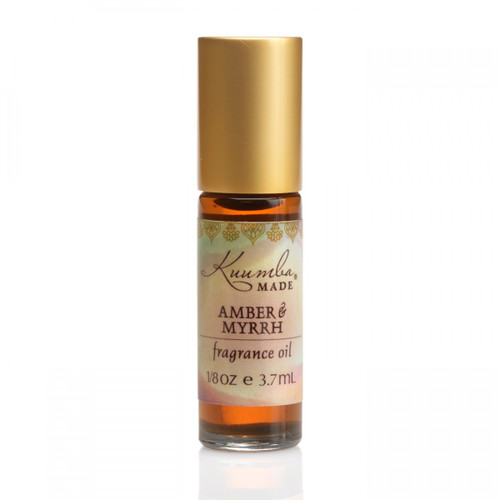Amber & Myrrh Kuumba Made Fragrance Oil