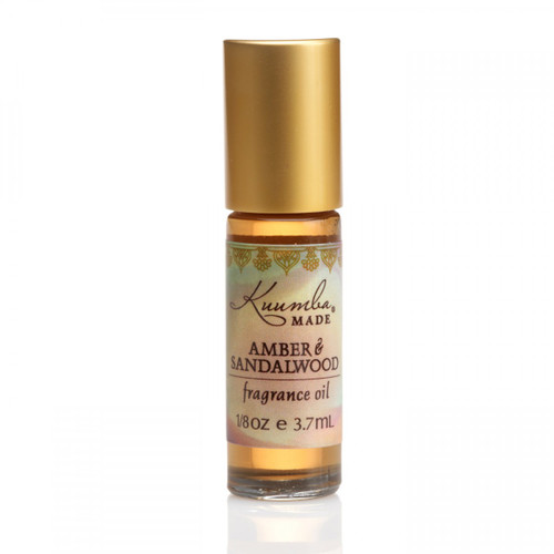 Amber & Sandalwood Kuumba Made Fragrance Oil