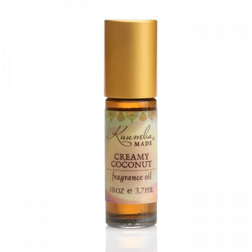 Kuumba Made Creamy Coconut Fragrance Oil