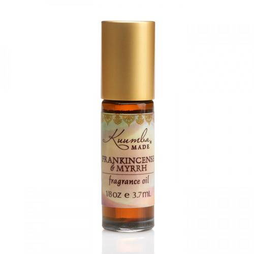 Frankincense & Myrrh Kuumba Made Fragrance Oil
