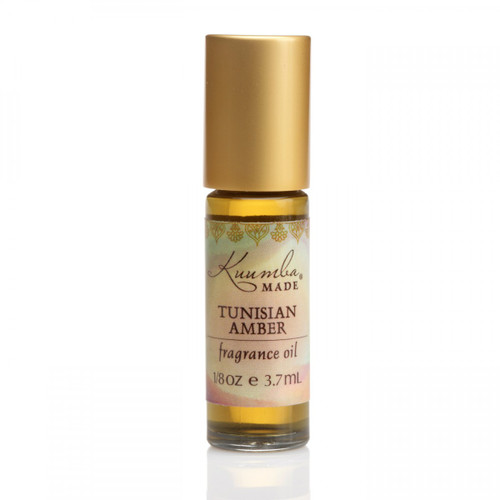 Tunisian Amber Kuumba Made Fragrance Oil