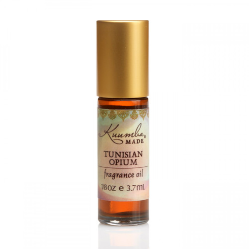 Tunisian Opium Kuumba Made Fragrance Oil