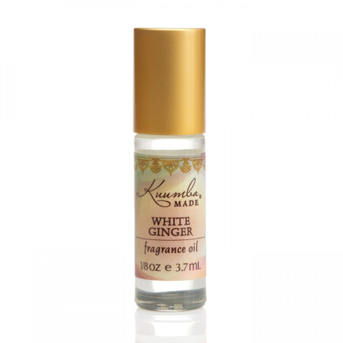 White Ginger Kuumba Made Fragrance Oil
