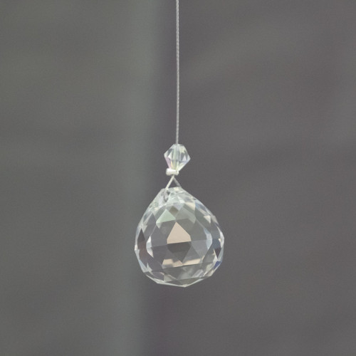 20mm Lead Crystal Sphere