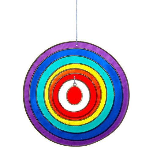 Full Rainbow Suncatcher Mobile