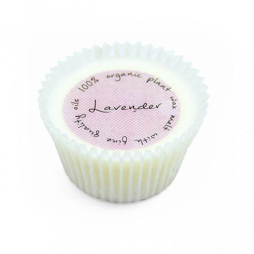 Lavender Wax Melt Tart (Organic)