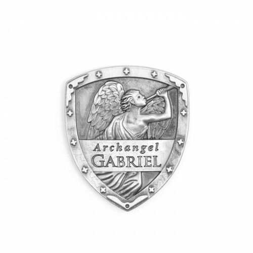 Archangel Gabriel Pocket Shield