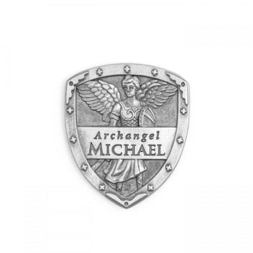 Archangel Michael Pocket Shield