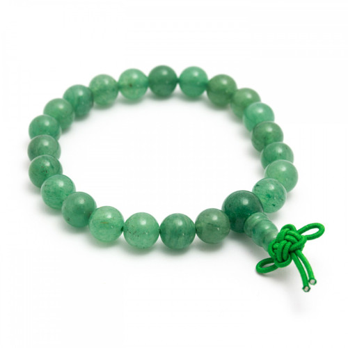 Green Aventurine Power Bracelet