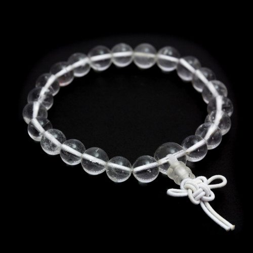 Clear Quartz Power Bracelet