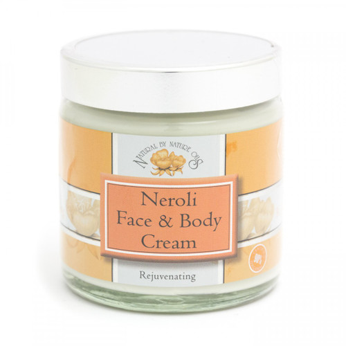 Neroli Organic Face & Body Cream (100g)