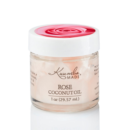 Rose Coconut Oil