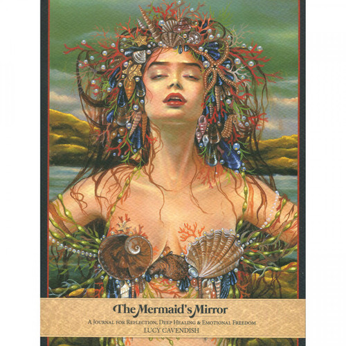 The Mermaids Mirrors Journal by Lucy Cavendish