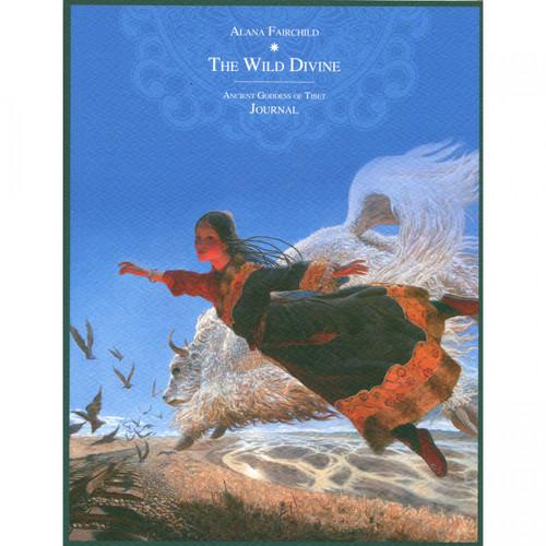 The Wild Divine Journal by Alana Fairchild