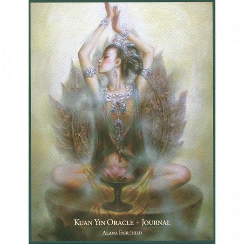 Kuan Yin Oracle Journal by Alana Fairchild