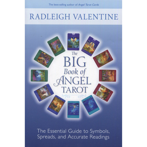 The Big Book of Angel Tarot by Radleigh Valentine