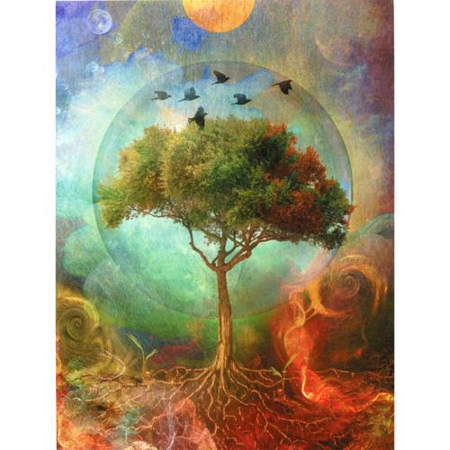 Tree of Life Greeting Card (Blank)