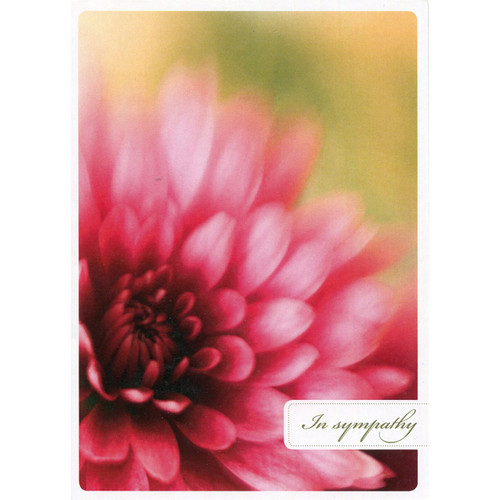 Comfort & Peace Greeting Card (Sympathy)
