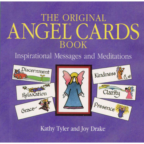 Original Angel Cards (Book Only) by Kathy Tyler & Jon Drake