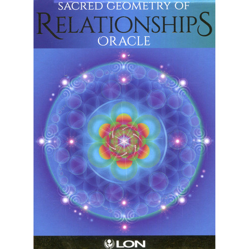 Sacred Geometry of Relationships Oracle by Lon