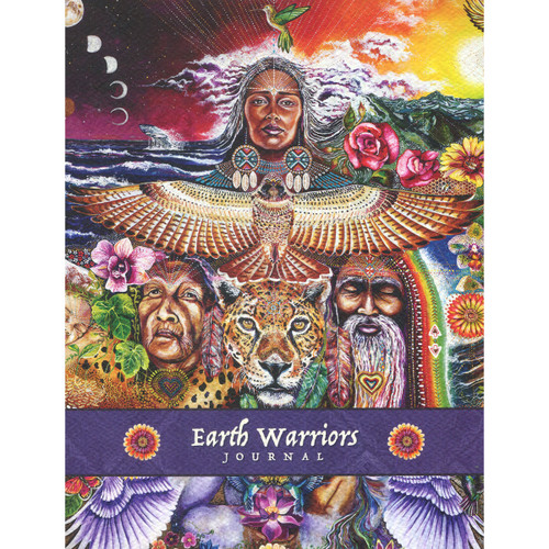 Earth Warriors Journal by Alana Fairchild