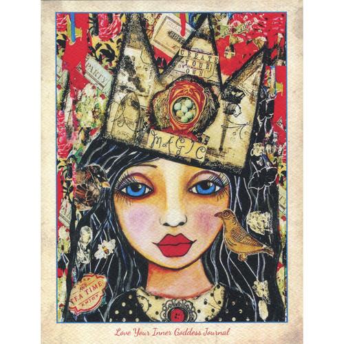 Love Your Inner Goddess Journal by Alana Fairchild