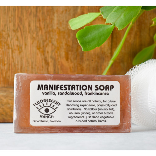 Natural Manifestation Soap