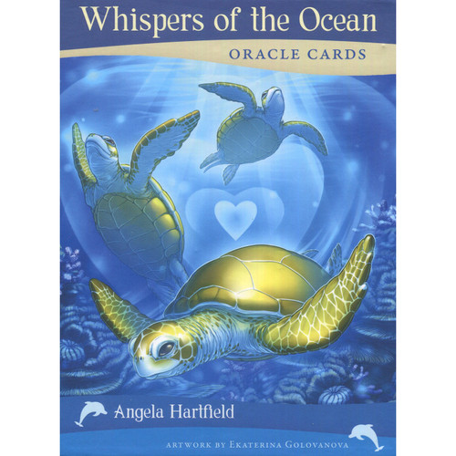 Whispers of the Ocean Oracle by Angela Hartfield