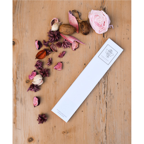 Rose Luxury Incense (10 Sticks) by Sacred Elephant