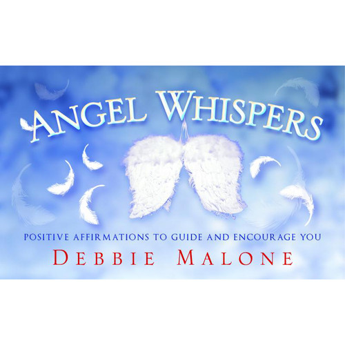 Angel Whispers Mini Cards by Debbie Malone