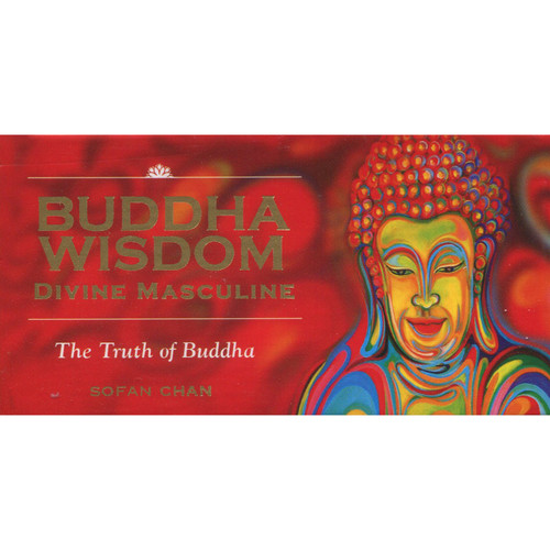 Buddha Wisdom Divine Masculine Mini Cards by Sofan Chan