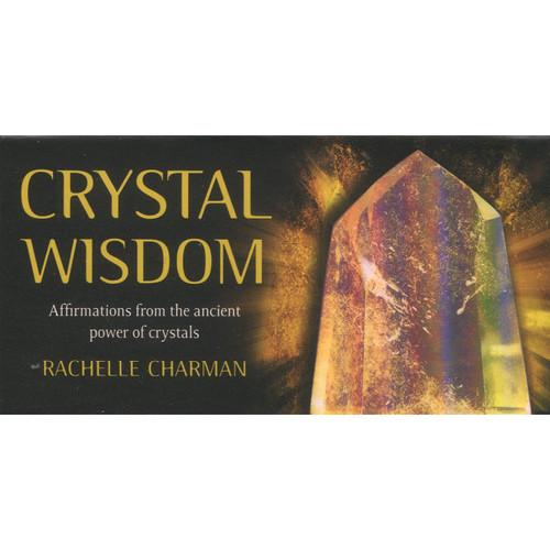 Crystal Wisdom Mini Cards by Rachelle Charman