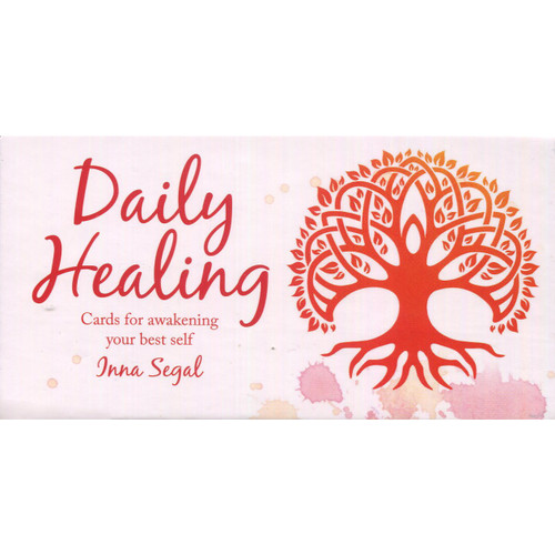 Daily Healing Mini Cards by Inna Segal