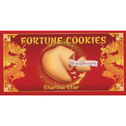 Fortune Cookies Mini Cards by Sharina Star