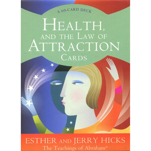 Health & the Law of Attraction Cards by Esther & Jerry Hicks