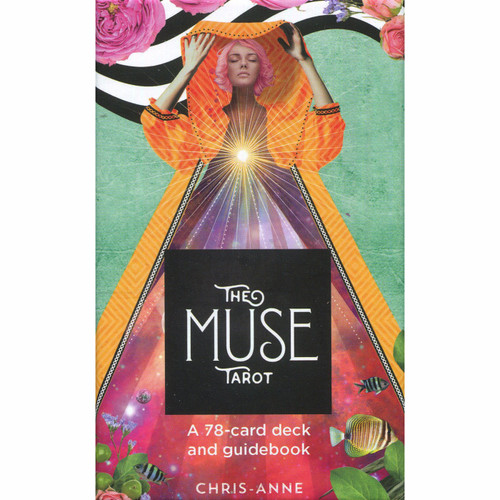 The Muse Tarot by Chris-Anne