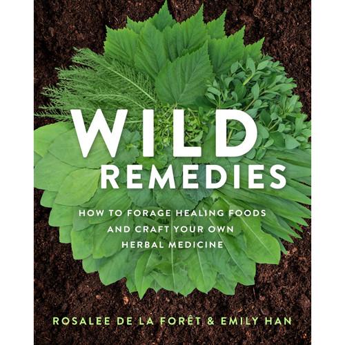 Wild Remedies by Rosalee de la Forêt