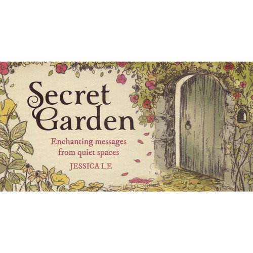 Secret Garden Mini Cards by Jessica Le