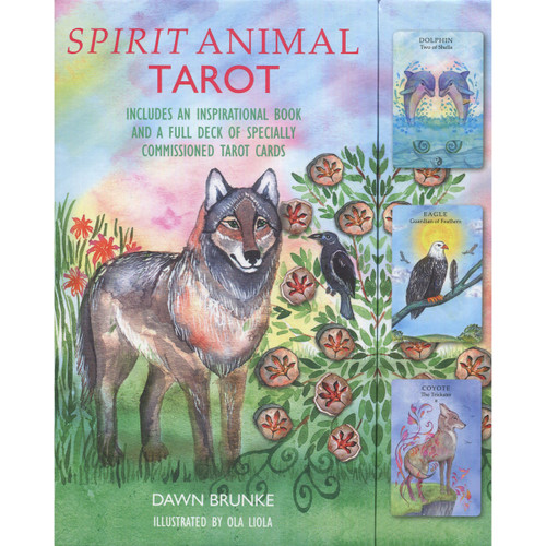 Spirit Animal Tarot by Dawn Brunke