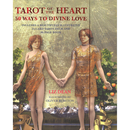 Tarot of the Heart by Liz Dean