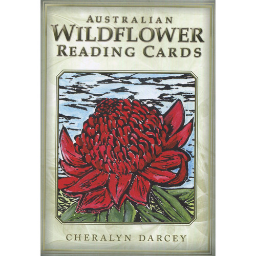 Australian Wildflower Reading Cards by Cheralyn Darcey